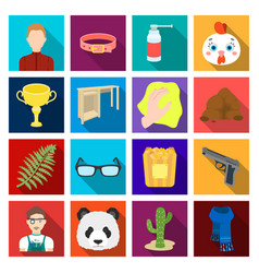Medicine education hobbies and other web icon in vector