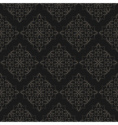 geometrical composition vector image vector image