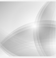abstract wave gray and white color for business vector image vector image