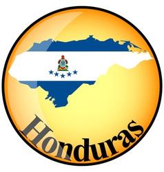 button Honduras vector image vector image