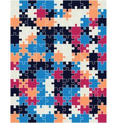 diagonal square mosaic pattern vector image