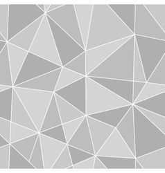 seamless triangles texture abstract vector image