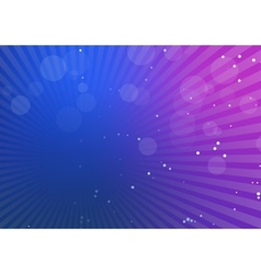 Abstract Background And Light Rays vector image vector image