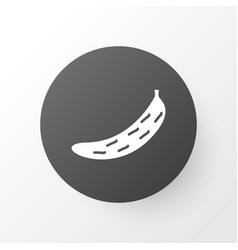 Cucumber icon symbol premium quality isolated vector