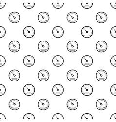 Sport speedometer pattern simple style vector