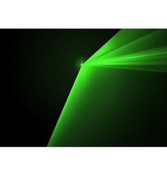 Laser Light Show vector image vector image