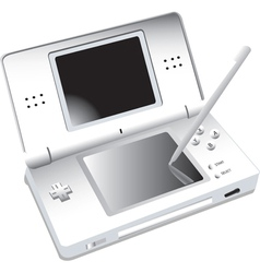 DS Portable Gaming vector