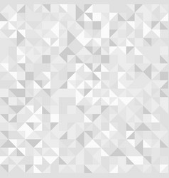 geometric seamless pattern with light vector image
