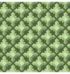 Green pattern vector
