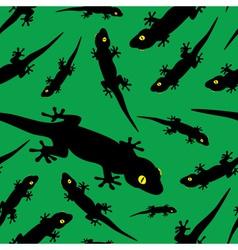 gecko pattern eps10 vector image vector image
