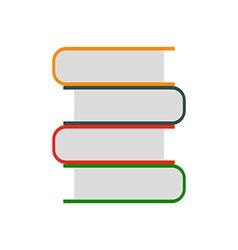 Books icon vector