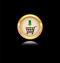 buy now symbol vector image
