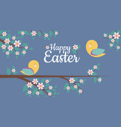 easter18 vector image vector image