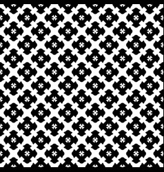 seamless pattern diagonal grid gothic texture vector image