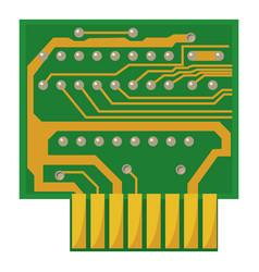 Sensor icon cartoon style vector