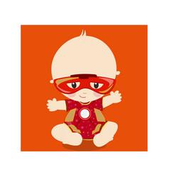 Superhero baironman 04 vector