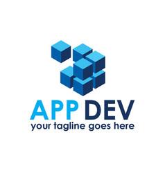 App dev vector