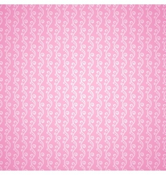 Pink cloth texture background for your love vector image