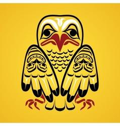 an eagle vector image