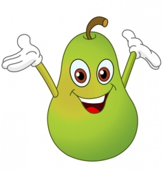 pear vector image