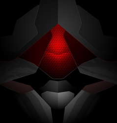 Abstract mask vector
