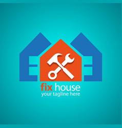 Fix house symbol vector