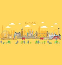 London skyline 14 vector