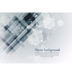 Modern hi-tech backdrop template vector