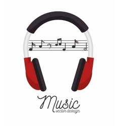 Music festival instrument poster vector