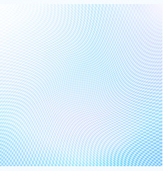 Pale blue abstract half tone background vector