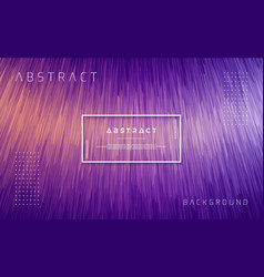 textured purple background with abstract shape vector image