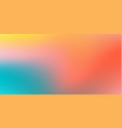 Rainbow holographic abstract background vector