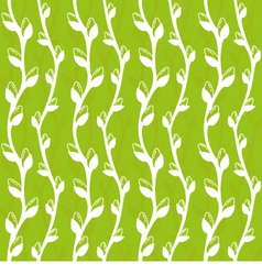 Spring Willow Pattern vector image
