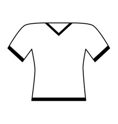 T shirt icon image vector