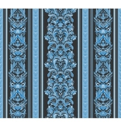 Seamless vintage background Royal renaissance vector image vector image