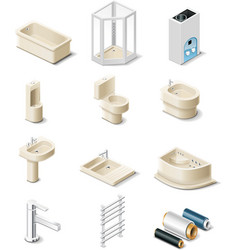 building tools vector image