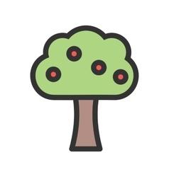 Fruit Tree vector
