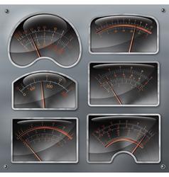 Measurers1 realistic vector image