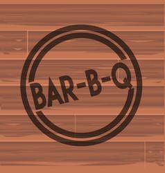 Bar bq vector