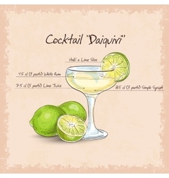 Daiquiri vector