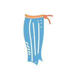 Leg protection vector