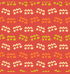 tribal african aztec ornament seamless pattern vector image