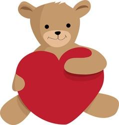 Teddy Love vector
