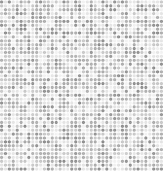 Glitter small round sparkles flat style gray vector image vector image