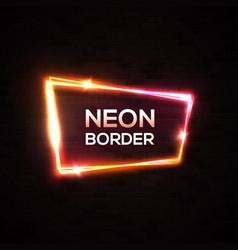 night club casino bar show performance neon sign vector image