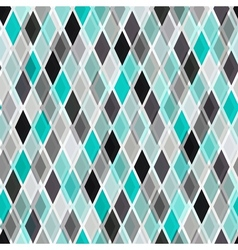 seamless geometric texture background vector image
