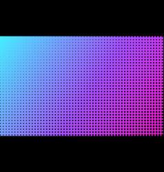 abstract background color gradient and halftone vector image