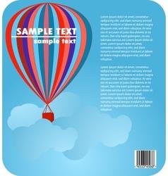 baloon vector image