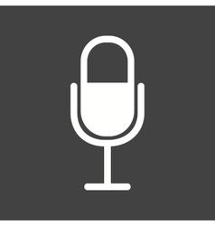 Mic Voice vector