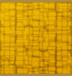 abstract golden background for your design vector image